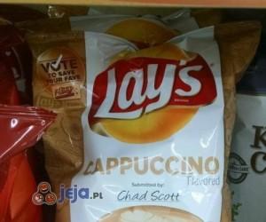 Najpierw chipsy z powietrzem, a teraz to...