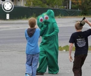 Niektóre zdjęcia na Google Street są niepokojące...