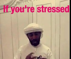 Sposób na stres