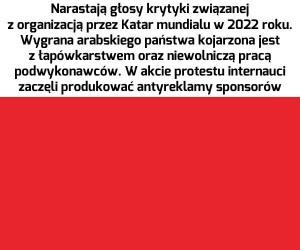 Antyreklamy sponsorów Mistrzostw Świata w Piłce Nożnej