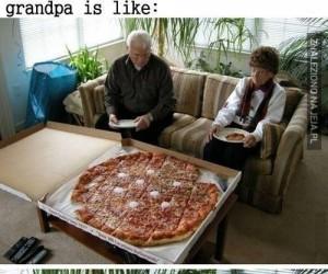 Kto ruszał moją pizzę?!