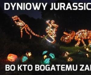 Dyniowy Jurassic Park