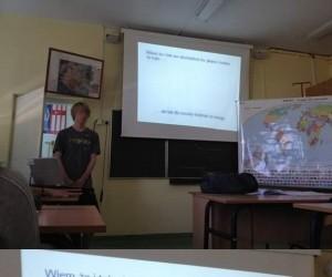Szkolna prezentacja
