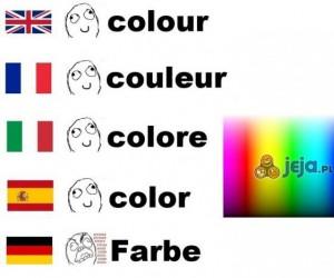 Ach, ten niemiecki...