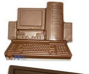 Technologiczne przysmaki z czekolady