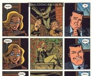 Psycholog Batmana nie ma lekko