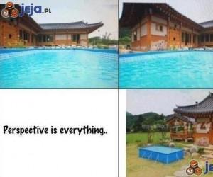 Perspektywa to wszystko...