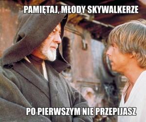 Pradawna wiedza mistrzów Jedi