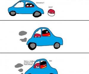 Niemiecka podwózka