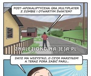 DayZ - to w tej grze są zombie?