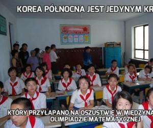 Korea Północna jest jedynym krajem