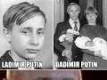 Różne oblicza Putina