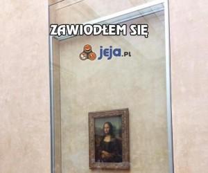 Mona Lisa - zawiodłaś mnie