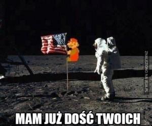 Mario w kosmosie