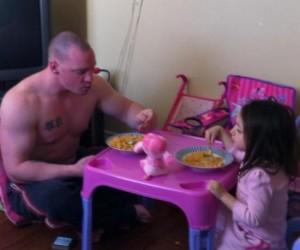 A Ty ile poświęcisz by spędzić czas z córką?