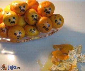 Sezon na mandarynki