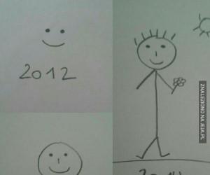Mój progress przez lata