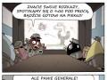 Angry Birds ustalają strategię ataku