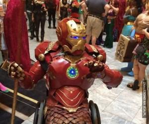 Iron Man z Atlantydy?