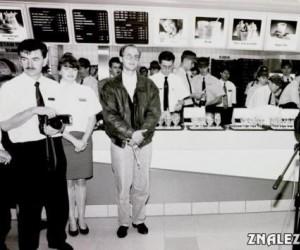 Otwarcie pierwszego w Gdańsku McDonalda