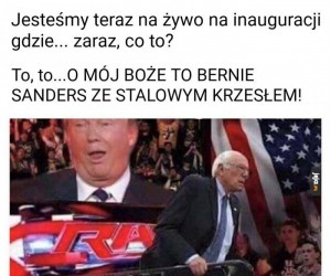 Inauguracja w USA
