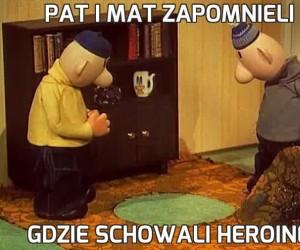 Pat i Mat zapomnieli