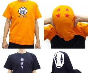 Dzięki tym koszulkom możesz zmienić się w kogo chcesz!
