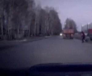 Normalny dzień na ulicach Rosji