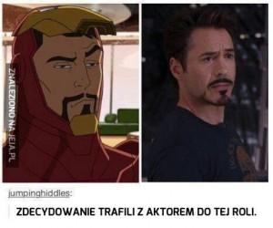 Prawdziwy Tony Stark