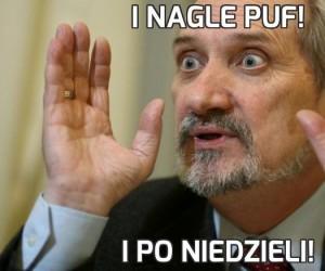 I nagle puf!