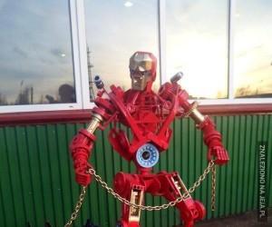 Iron Man z odzysku
