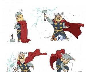 Thor złota rączka