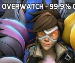 Overwatch - 99,9% obrazków