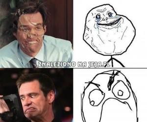 Jim Carrey - król memów