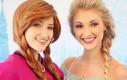 Prawdziwa Elsa i Anna