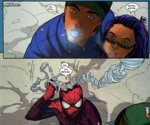 Spider-Man to Batman!