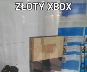 Złoty Xbox