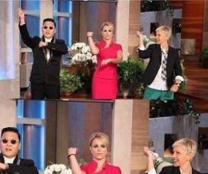 Najlepsza impreza Britney