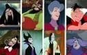 Przekrój czarnych charakterów Disneya