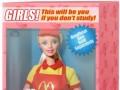 """Barbie z serii """"Najniższa krajowa"""""""