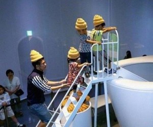 To tylko rodzinny wypad w Japonii, przewijaj dalej