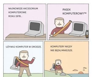Komputer przenośny