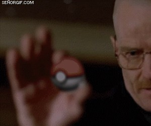 Nawet Walter gra w Pokemon GO