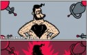 Jak goli się Superman