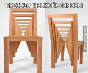Krzesło nieskończoności