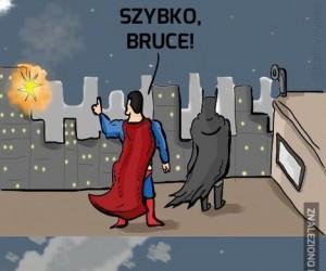 Bo jestem Batman