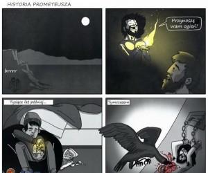 Tragiczna historia Prometeusza