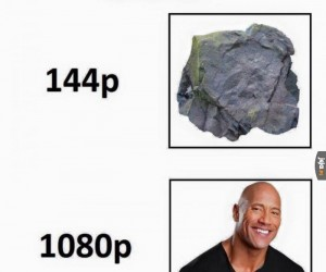 The Rock lubi to