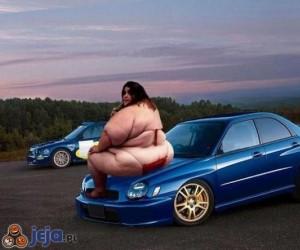Subaru i laska