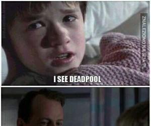 I see... Deadpool...